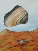 Metamorphose 2, Öl auf Leinwand